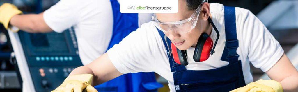 Auftrags- und Projektfinanzierung im Maschinenbau
